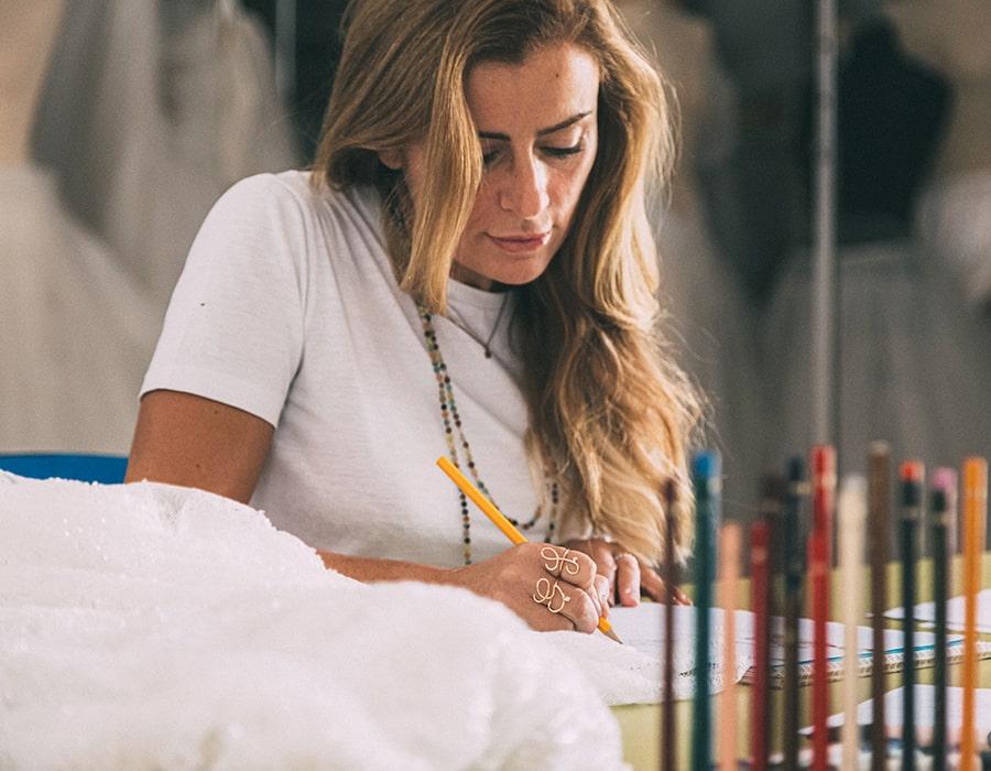 Dalin Italian Atelier - Vinni Quaranta bridal designer