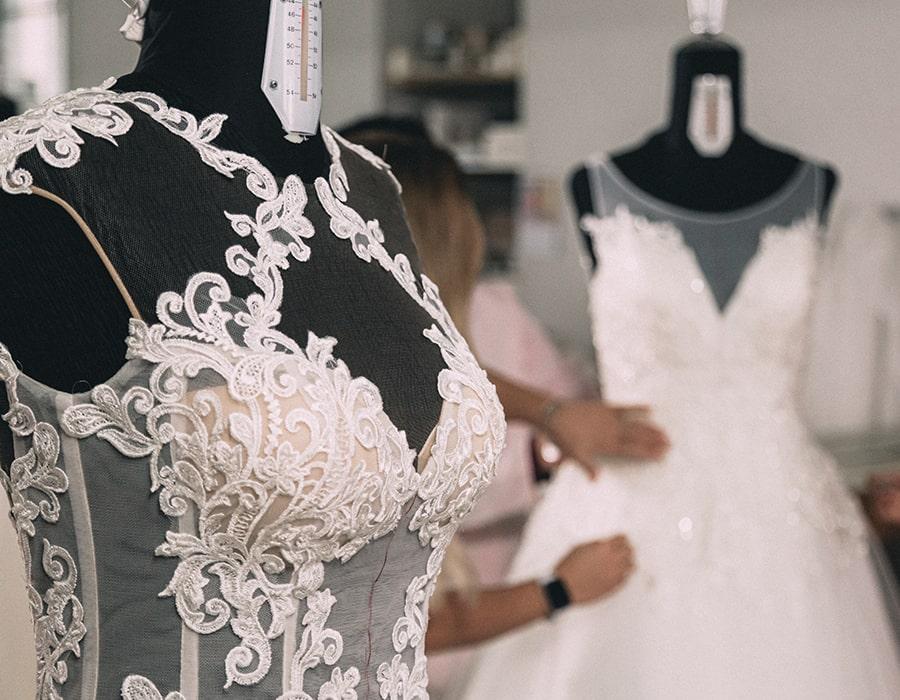 Dalin Italian Atelier - Processo creativo abiti da sposa sartoriali