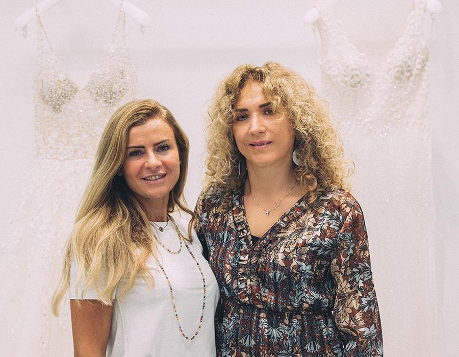 Dalin Italian Atelier Abiti da sposa Showroom a Castellana Grotte