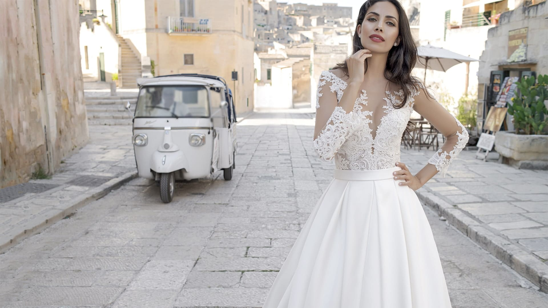 Dalin Italian Atelier - Abiti da sposa collezione 2020