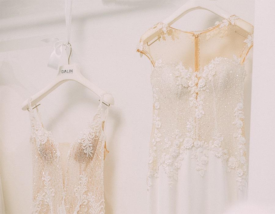Dalin Italian Atelier - Abiti da sposa su misura