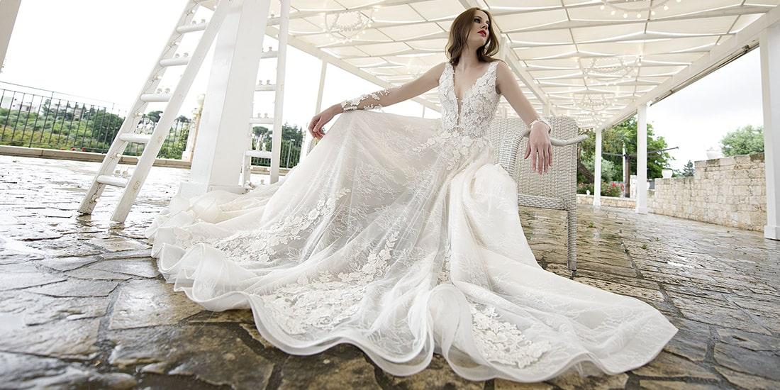 Abito da Sposa Collezione Dalin 2021 - Modello Chantal