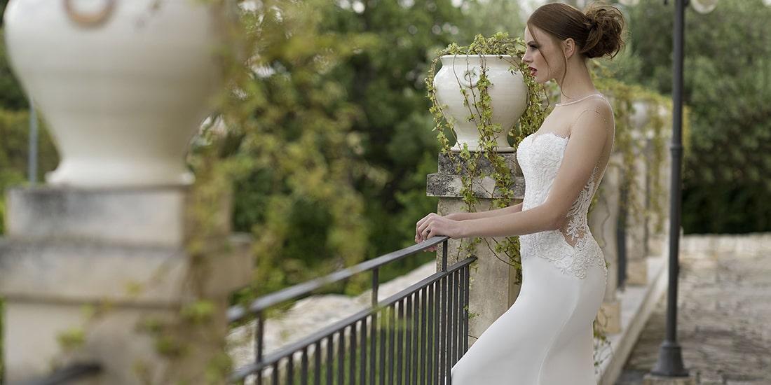 Abito da Sposa Collezione Dalin 2021 - Modello Ginestra
